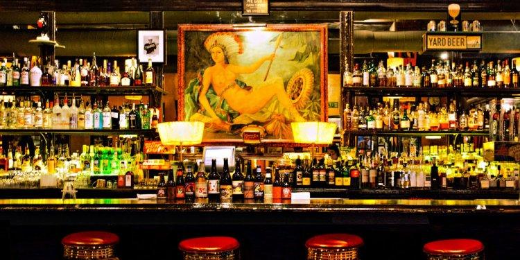 18 Best Bars in America 2016