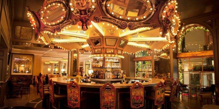 The Carousel Bar &
