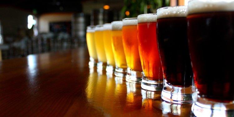 Amplified Ale Works Beer