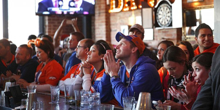 Best Football Bars in San
