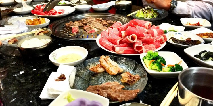 Best Korean BBQ In SF Oakland