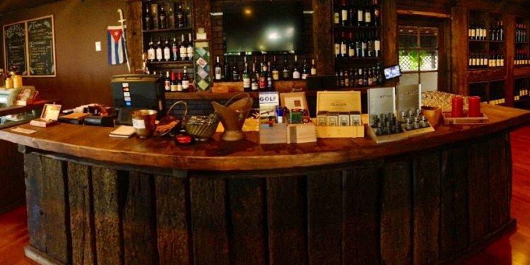 The Habanos Cafe & Cigar
