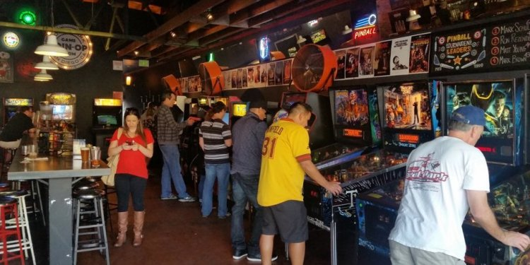 Coin-Op Game Room San Diego