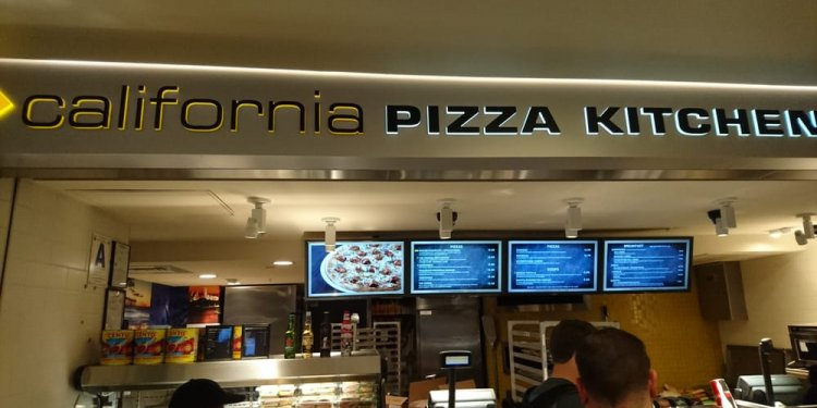Photo of California Pizza