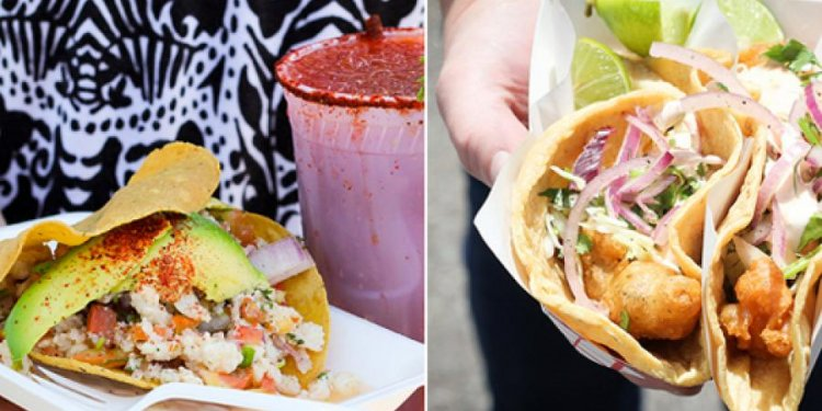 Foodcrawling: San Diego s Best