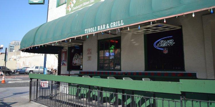 Oldest Bars in San Diego