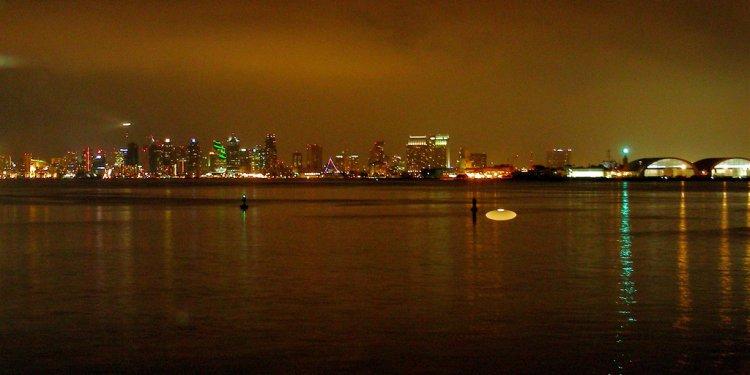 San Diego - Downtown Skyline