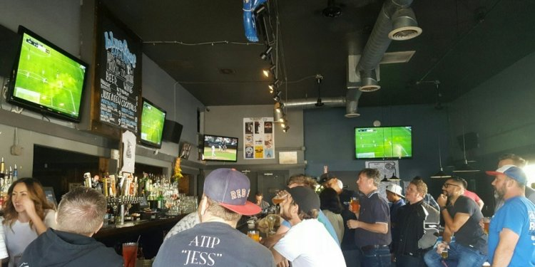 Soccer Bars of San Diego Part