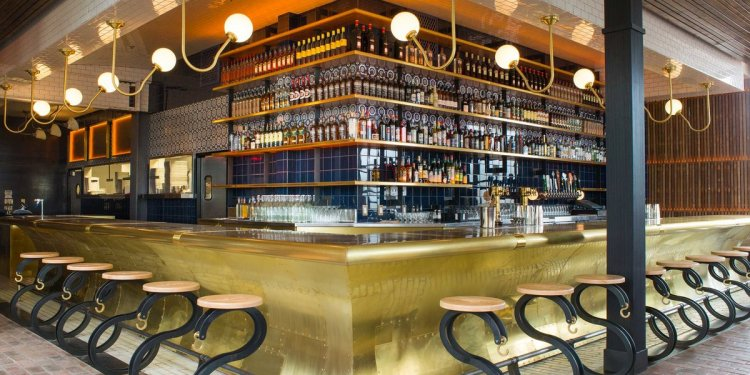 The 12 Most Beautiful Bars in
