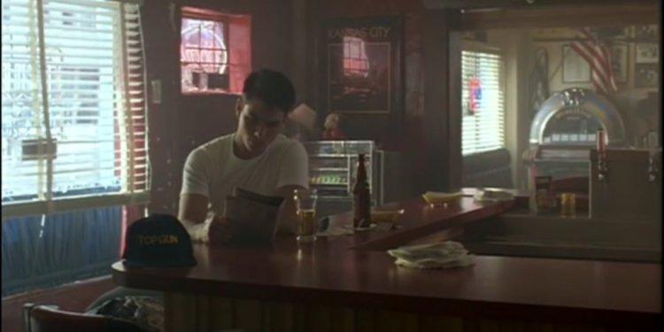 Top Gun final scene at Kansas