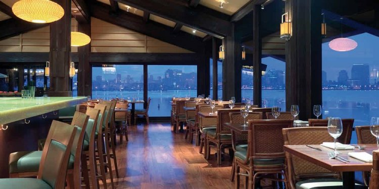 Steak and Seafood Restaurants in San Diego