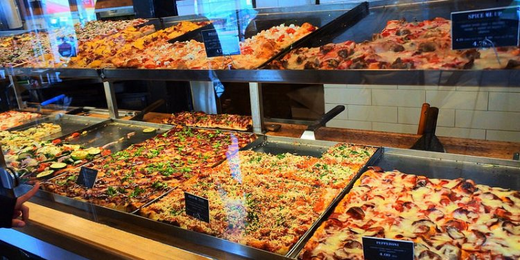Pizza Buffet San Diego