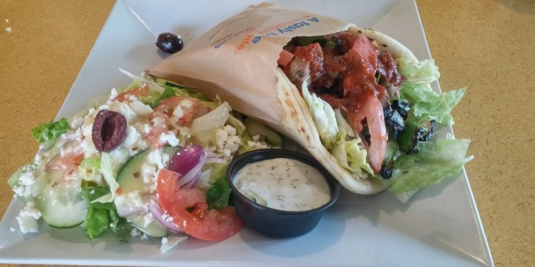 Greek Cafe San Diego